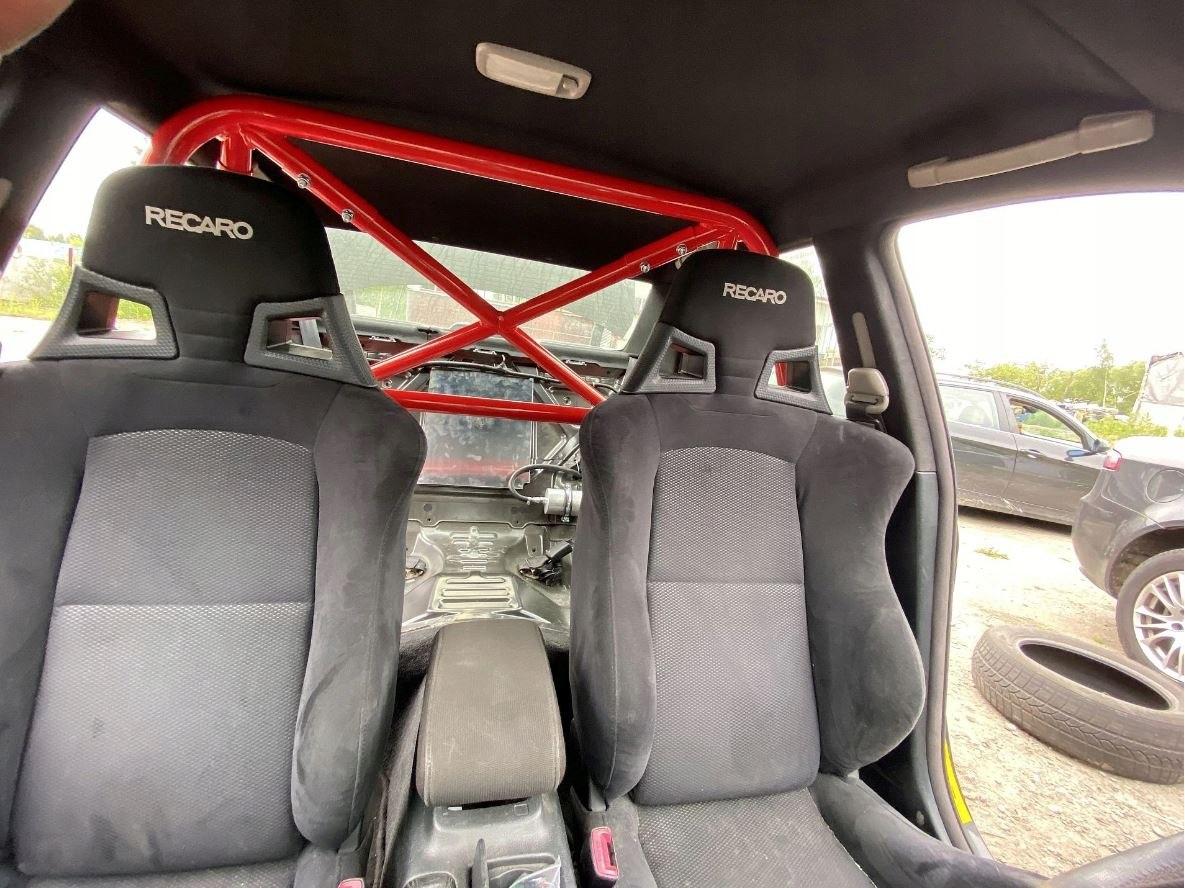 Rollbar Lexus IS 200 - GRUBYGARAGE - Sklep Tuningowy